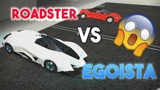 Roblox Vehicle Simulator Egoista Vs Roadster Videos 9tube Tv