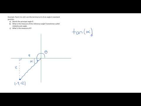 Example: Rotational Angle Question