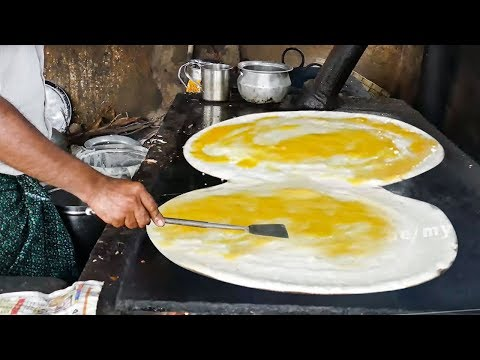 EGG DOSA | Nellore Street Food | Andhra Street food | India