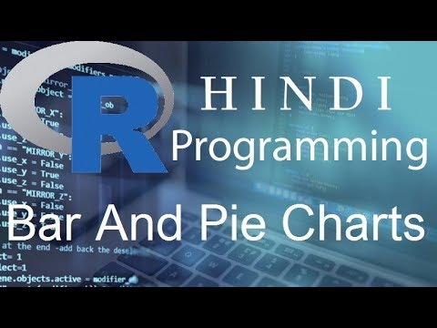 R Programming Tutorial-26-Bar And Pie Charts