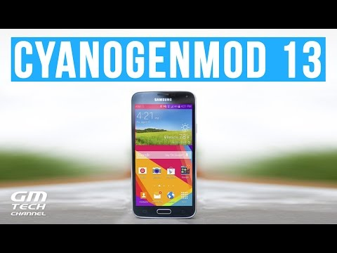 CyanogenMod 13 Official for Galaxy S5 (Klte)(CM13)(Marshmallow)