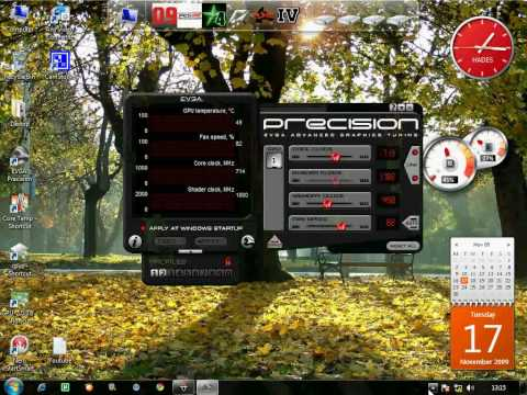 HOW TO OVERCLOCK A GPU AND CONTROL THE FAN SPEED?(Guide)