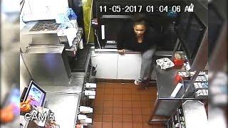 """Real-life """"Hamburglar"""" robs McDonald"""
