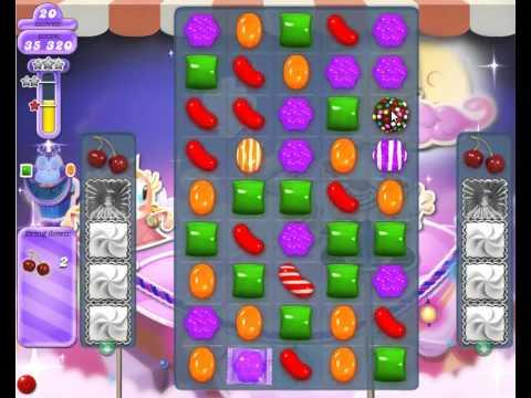 Candy Crush Saga Dreamworld Level 181 (Traumwelt)