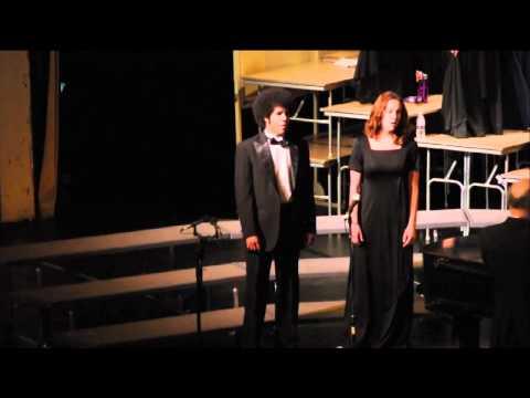 NUHS Combined Choirs sing 'Betelehemu'