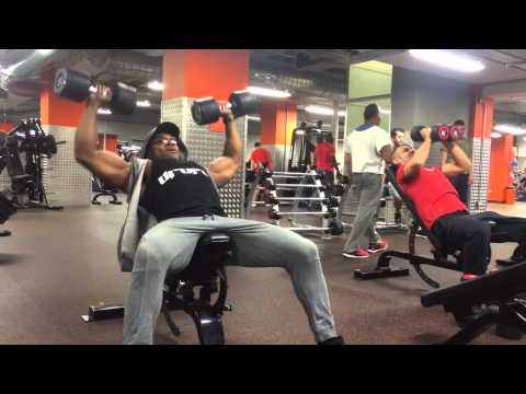 How to train upper chest