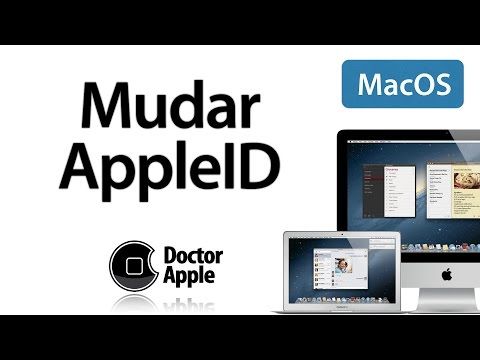 Curso Apple Mac - Alterar email do Apple ID