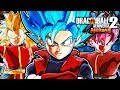 Dragon Ball Xenoverse 2 Pc: Ssgss Beat Dlc Mod Pack Gameplay (All Transformations & Class Costumes)