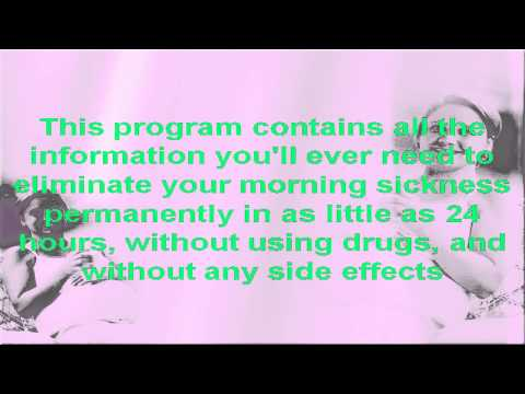 Sickness Pregnancy   Cure Morning Sickness Easy and Natural