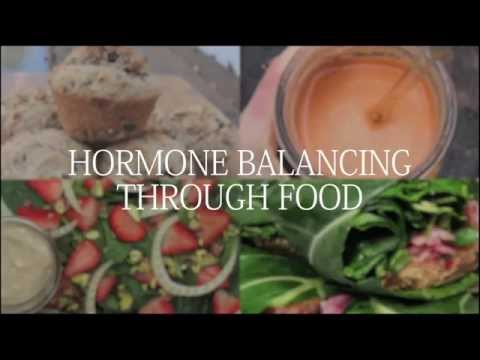 Regulate Your Hormones Through Nutrition - Moon Cycle Cooking Series - Video 1