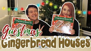 Gingerbread House Competition - Guestmas Day 1 - W/LDShadowLady