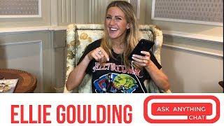 Ellie Goulding Talks Juice Wrld & Fleetwood Mac