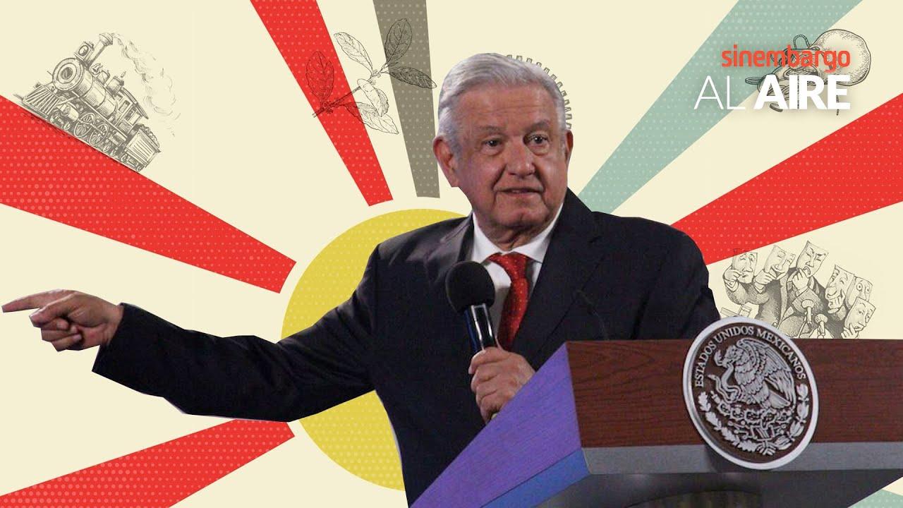 "Opositores de AMLO aseguran que miente en promedio 80 veces cada ""mañanera""; presentan informe"