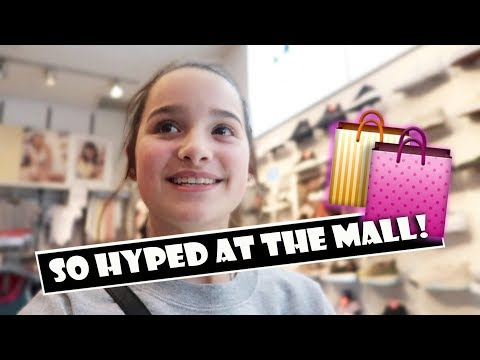 So Hyped At The Mall 🛍 (WK 375.6)   Bratayley