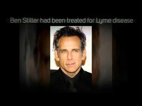 10 Celebrities with Lyme Disease