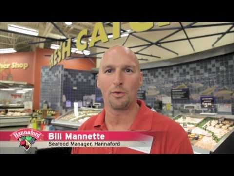 The Hannaford Sustainable Seafood Story