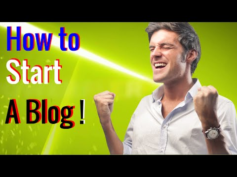 How to start a blog - Create own blog website (#1 Step By Step Guide)
