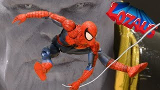 Download Amazing Spider Man Stop Motion Vol 1 Trailer Video