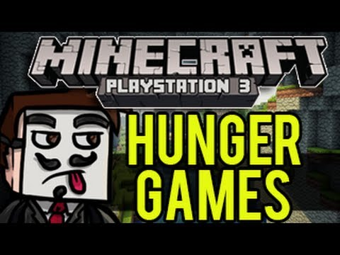 Minecraft PS3 Hunger Games (TrueTriz + Subscribers)