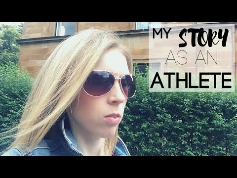 MY STORY AS AN ATHLETE.....ANOREXIA ATHLETICA