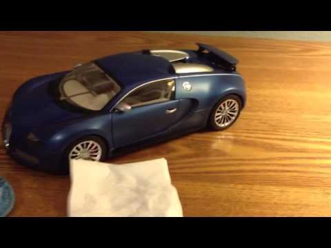 How to clean your diecast cars