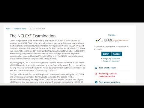 How to: Pearson Vue Trick NCLEX RN 2017 (2018 UPDATED)