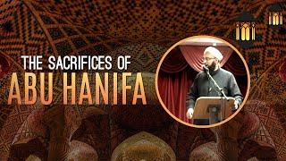 Sacrifice of Imam Abu Hanifa- Shaykh Zahir Mahmood