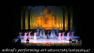 Rhythms Of Mohabbatein /Instrumental/ashraf's performing art