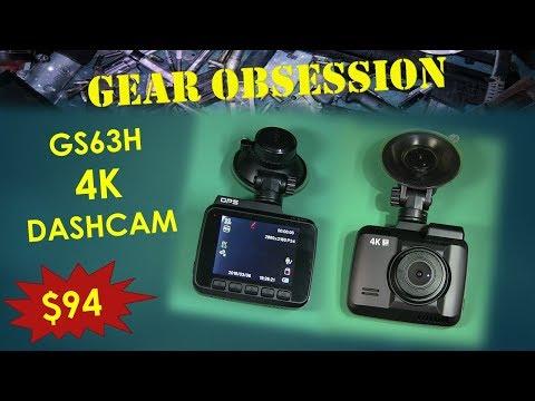 AZDOME GS63H 4K - GPS - WiFi Dashcam from GearBest