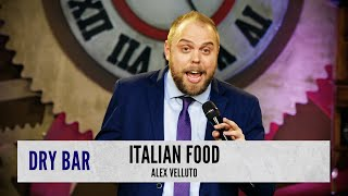 Why the world loves Italians.  Alex Velluto