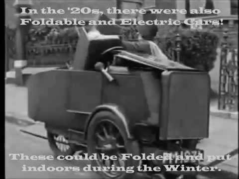 Canada in the 1920's: INVENTIONS
