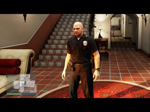 (NO MODS) How To Get LSPD Uniform In GTA V (Xbox/PlayStation)