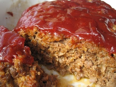 Classic Meatloaf How To Make Perfect Mealoaf Recipe