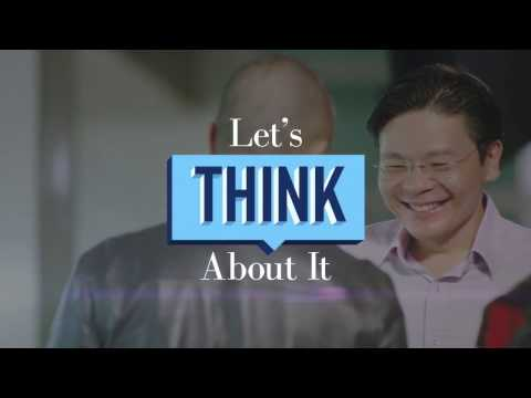 Let's Think About It - Improving Lives, Strengthening Communities
