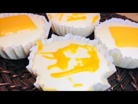 PUTO CAKE / FLUFFY PUTO CHEESE recipe
