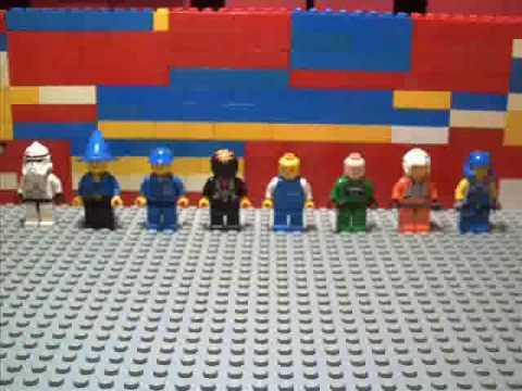 Lego farts
