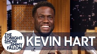 Download Kevin Hart Shows Off His Jerry Seinfeld Impression Video