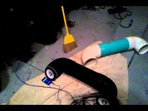Atv speaker box 1106