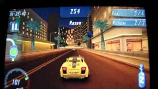 Fast and Furious Adrenaline auf Windows Phone 7
