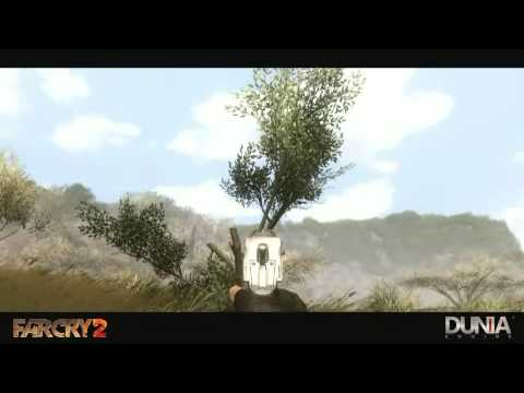 Far Cry: 2 - Tree Regeneration!