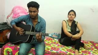 Ghazals singing by Deepika in d room casually-Rajeev saxena musical group,Kanpur