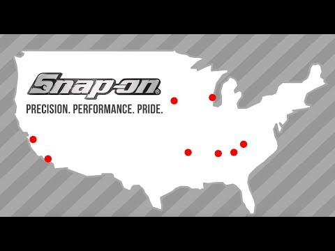Precision. Performance. Pride | Snap-on Tools