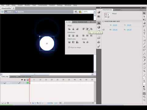 Flash CS5 Glow Ball 2