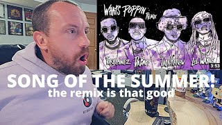 Jack Harlow - Whats Poppin (feat. DaBaby, Tory Lanez & Lil Wayne) BEST REACTION!! song of the summer