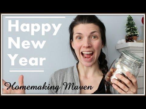 2018 Resolutions | Environmentally Friendly Laundry Soap | Homemaking Maven
