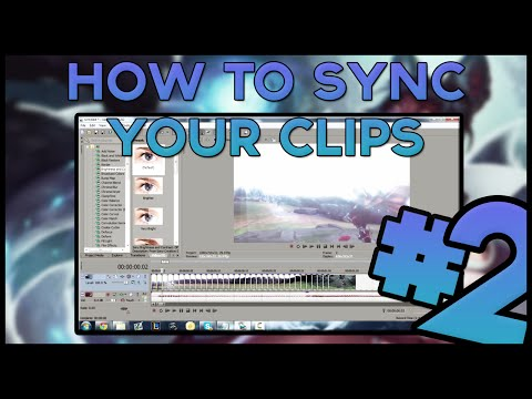 How to Sync your LoL Clips to Music - Sony Vegas
