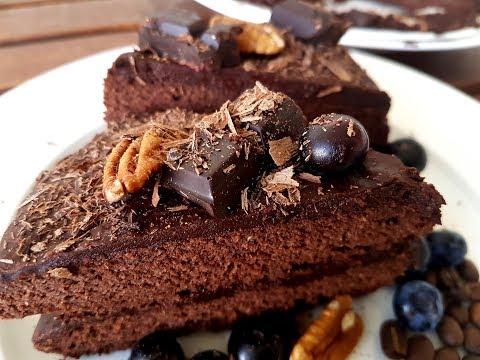 Best Keto Recipes I Keto Mocha Chocolate Cake I Best Low Carb Chocolate Cake