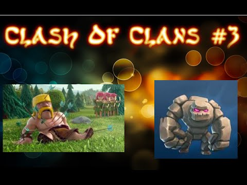 Clash of clans EP 3 - inactivity