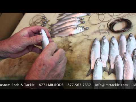 How To Rig Swimming Mullet Palm Beach Troller