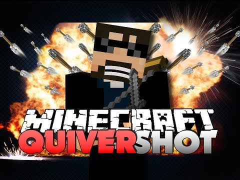 Minecraft QUIVER SHOT - 360 NO SCOPE ESPN